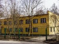 Тимирязевский район, улица Ивановская, дом 30. офисное здание