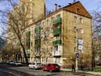 Тимирязевский район, улица Ивановская, дом 36. многоквартирный дом