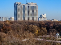 Тимирязевский район, улица Ивановская, дом 19вл.. многоквартирный дом