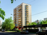 ,  , house 17А. Apartment house