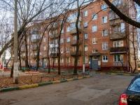 Тимирязевский район, проезд Линейный, дом 1. многоквартирный дом