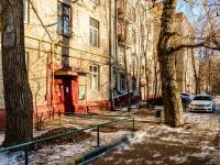 Тимирязевский район, проезд Линейный, дом 6. многоквартирный дом