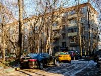 Тимирязевский район, проезд Линейный, дом 6А. многоквартирный дом