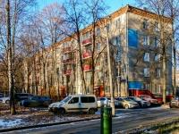 Тимирязевский район, проезд Линейный, дом 8. многоквартирный дом