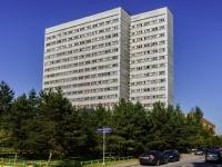 Тимирязевский район, улица Лиственничная аллея, дом 2Б. общежитие №8