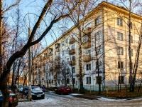 Тимирязевский район, проезд Локомотивный, дом 5. многоквартирный дом