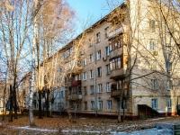 Тимирязевский район, проезд Локомотивный, дом 9А. многоквартирный дом
