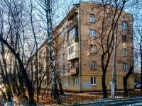 Тимирязевский район, проезд Локомотивный, дом 13. многоквартирный дом