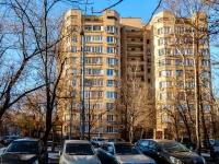 Тимирязевский район, проезд Локомотивный, дом 15 к.2. многоквартирный дом