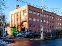 Тимирязевский район, проезд Локомотивный, дом 19. офисное здание