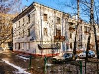 Тимирязевский район, проезд Локомотивный, дом 19А. многоквартирный дом
