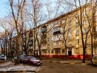 Тимирязевский район, проезд Локомотивный, дом 23. многоквартирный дом