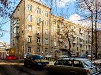Тимирязевский район, проезд Локомотивный, дом 29. многоквартирный дом