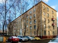 Тимирязевский район, проезд Локомотивный, дом 31. многоквартирный дом