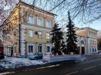 Тимирязевский район, улица Прянишникова, дом 8. пожарная часть