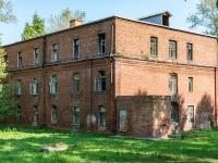 Тимирязевский район, улица Прянишникова, дом 8А. неиспользуемое здание