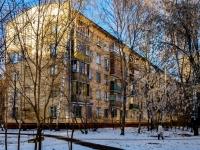 Тимирязевский район, проезд Соломенной Сторожки, дом 3. многоквартирный дом
