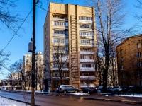 Тимирязевский район, проезд Соломенной Сторожки, дом 3А. многоквартирный дом