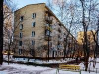 Тимирязевский район, проезд Соломенной Сторожки, дом 5. многоквартирный дом