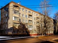 Тимирязевский район, проезд Соломенной Сторожки, дом 6. многоквартирный дом