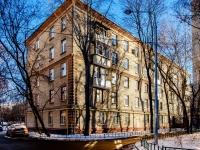 Тимирязевский район, проезд Соломенной Сторожки, дом 8. многоквартирный дом