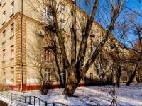 Тимирязевский район, проезд Соломенной Сторожки, дом 10. многоквартирный дом