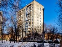 Тимирязевский район, проезд Соломенной Сторожки, дом 10А. многоквартирный дом