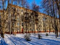 Тимирязевский район, проезд Соломенной Сторожки, дом 16. многоквартирный дом