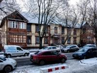 Тимирязевский район, проезд Тимирязевский, дом 4. неиспользуемое здание