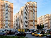 Ховрино район, улица Левобережная, дом 4 к.5. многоквартирный дом