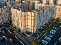 Ховрино район, улица Левобережная, дом 4 к.7. многоквартирный дом