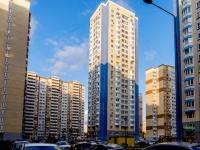 Ховрино район, улица Левобережная, дом 4 к.10. многоквартирный дом