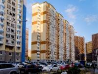 Ховрино район, улица Левобережная, дом 4 к.14. многоквартирный дом