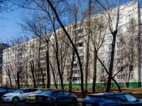 Ховрино район, улица Онежская, дом 47. многоквартирный дом