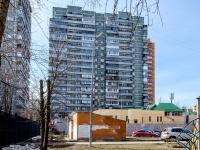 Ховрино район, улица Онежская, дом 53 к.4. многоквартирный дом