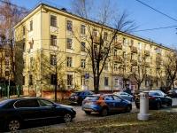 Хорошёвский район, проезд 1-й Хорошевский, дом 4 к.1. многоквартирный дом