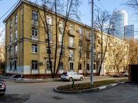 Хорошёвский район, проезд 1-й Хорошевский, дом 4 к.2. многоквартирный дом