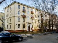 Хорошёвский район, проезд 1-й Хорошевский, дом 4 к.3. многоквартирный дом