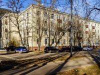 Хорошёвский район, проезд 1-й Хорошевский, дом 6. многоквартирный дом