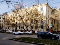 Хорошёвский район, проезд 1-й Хорошевский, дом 10 к.1. многоквартирный дом