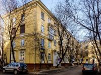 Хорошёвский район, проезд 1-й Хорошевский, дом 10 к.2. многоквартирный дом