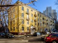 Хорошёвский район, проезд 1-й Хорошевский, дом 12 к.2. многоквартирный дом