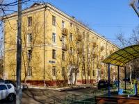 Хорошёвский район, проезд 1-й Хорошевский, дом 12 к.3. многоквартирный дом