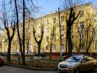 Хорошёвский район, проезд 1-й Хорошевский, дом 14 к.2. многоквартирный дом
