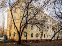 Хорошёвский район, проезд 1-й Хорошевский, дом 14 к.3. многоквартирный дом