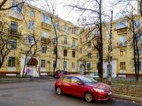 Хорошёвский район, проезд 1-й Хорошевский, дом 16 к.1. многоквартирный дом