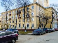 Хорошёвский район, проезд 1-й Хорошевский, дом 16 к.2. многоквартирный дом
