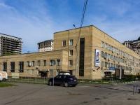 Хорошёвский район, улица Куусинена, дом 19А. офисное здание