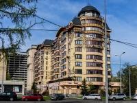Хорошёвский район, улица Куусинена, дом 21А. офисное здание