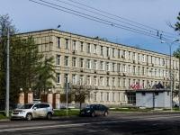Хорошёвский район, улица Куусинена, дом 21Б. офисное здание